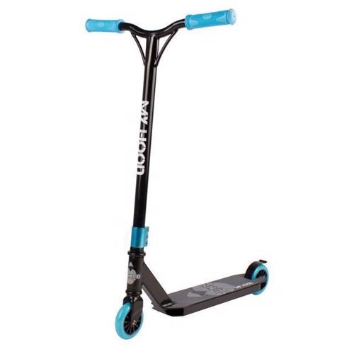 Billede af My Hood - Trick løbehjul 7.0 - sort/tyrkis