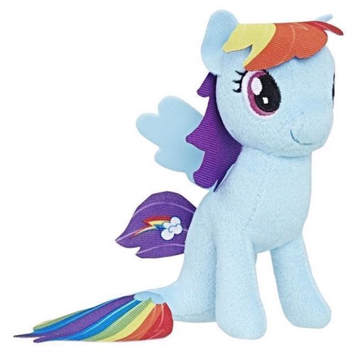 Image of   My Little Pony - Friendship is Magic - Rainbow Dash bamse