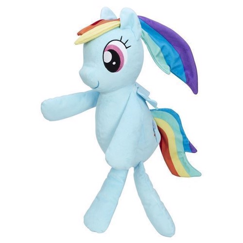 Image of   My Little Pony kramme bamse Rainbow Dash