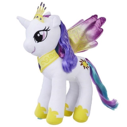 Image of   My Little Pony bamse, Prinsesse Celestia