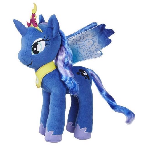 Image of   My Little Pony bamse, Prinsesse Luna