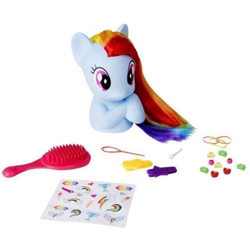 Image of My Little Pony Styling pony, Rainbow Dash (5050868443513)