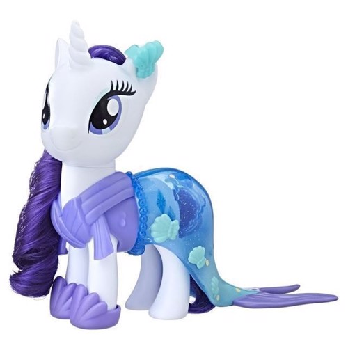 Image of   My Little Pony klik på mode Rarity