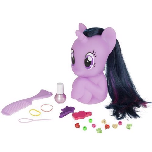 Image of   My Little Pony - Twilight Sparke - Styling Dukke