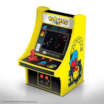 Image of Myarcade Micro Player PAC-MAN Retro (0845620032204)