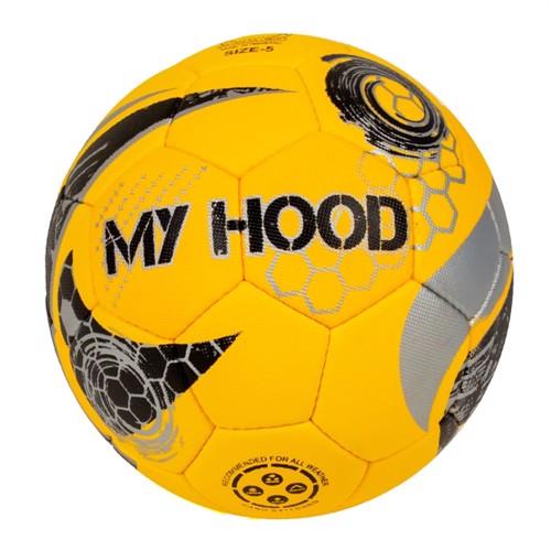 Image of My Hood Gade Fodbold Orange