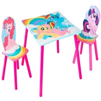 My Little Pony Bord Med Stole