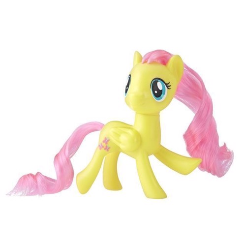 Image of My Little Pony Pony meet the Mane Fluttershy 7,5 cm