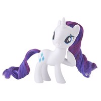 My Little Pony  Pony meet the Mane  Rarity  75 cm