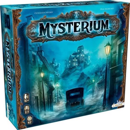 Image of Spil, Mysterium - Core Game (6430018272689)