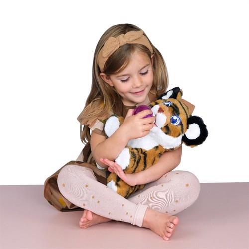 Image of My Walking Pet - Interaktiv Tiger (5711336029850)