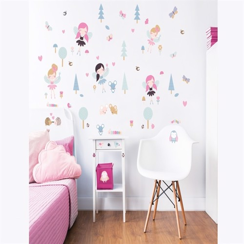 Image of My Woodland Friends Wallstickers (5060107044944)