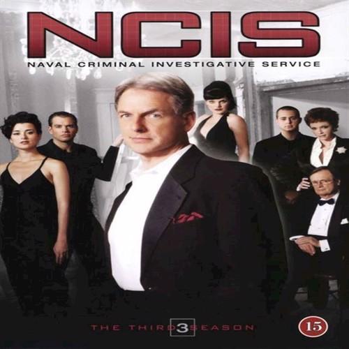 Image of NCIS Sæson 3 DVD (7332431025479)