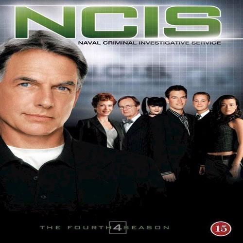 Image of NCIS Sæson 4 DVD (7332431029682)