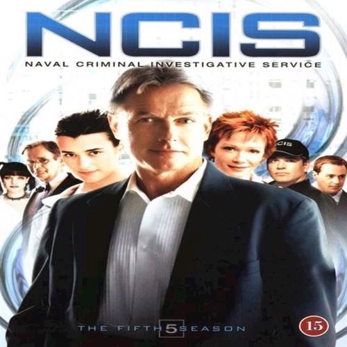 Image of NCIS Sæson 5 DVD (7332431031869)