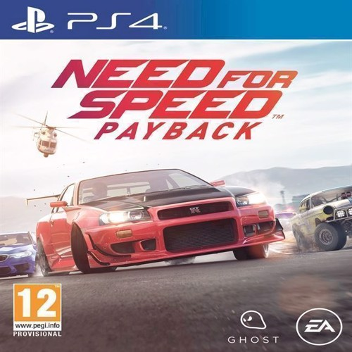 Image of Need for Speed Payback (Nordic) - PS4 (5030939121564)
