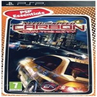 Need for Speed Carbon Own the City Essentials - PS Portable