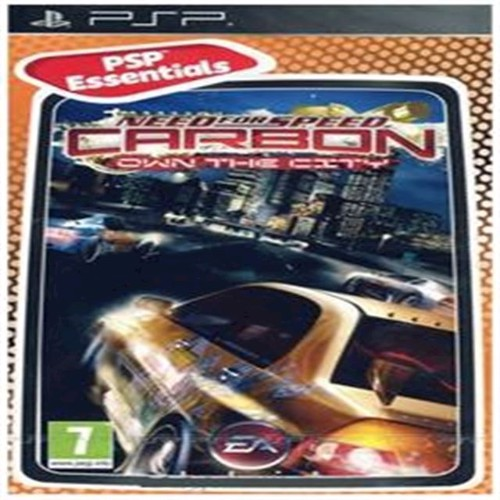 Image of Need For Speed Carbon Own The City Essentials - Ps Portable