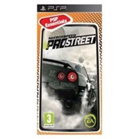 Need for Speed ProStreet Essentials - PS Portable