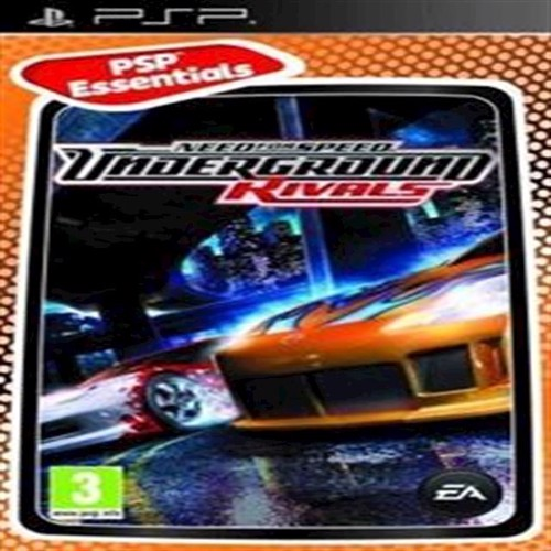 Image of Need For Speed Underground Rivals Essentials - Ps Portable