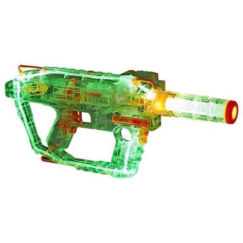 Image of NERF - Modulus Ghost Ops Blaster Evader (5010993499380)