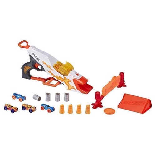Image of   NERF - Nitro Doubleclutch Inferno