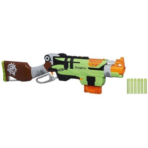 Image of NERF - Zombie Strike Sling Fire