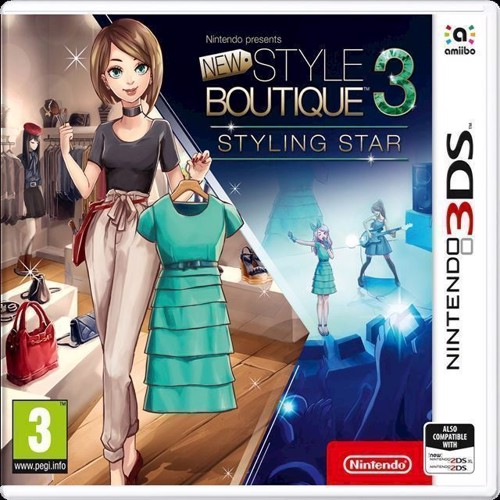 Image of New Style Boutique 3 Styling Star - Nintendo 3Ds