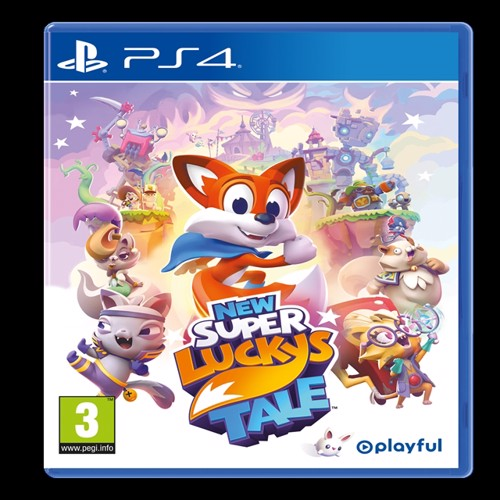 Image of New Super Lucky's Tale - PS4 (5060690791508)