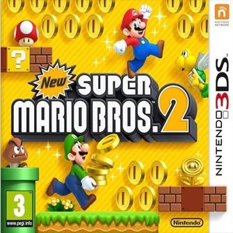 Image of New Super Mario Bros. 2 (0045496522575)