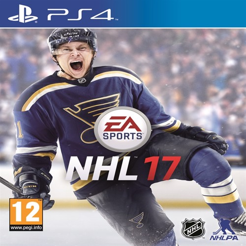 Image of NHL 17 Nordic, PS4 (5030933116375)