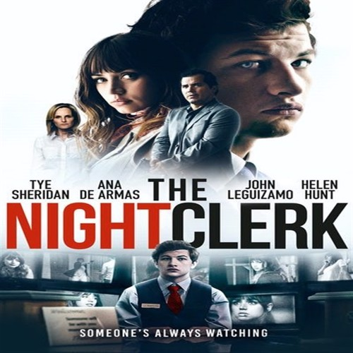 Image of Night Clerk- DVD - DVD (5705535065252)