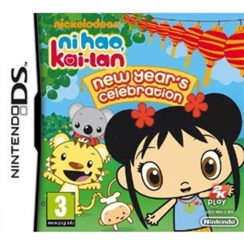 Image of Ni Hao Kailan New Years Celebration - Nintendo Ds