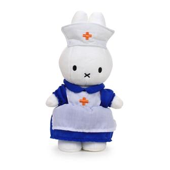 Image of Miffi bamse sygeplejerske 24 cm