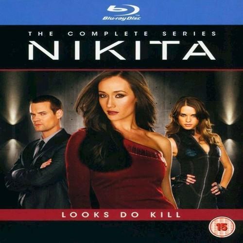 Image of Nikita The Complete Series Blu-ray (5051892173940)