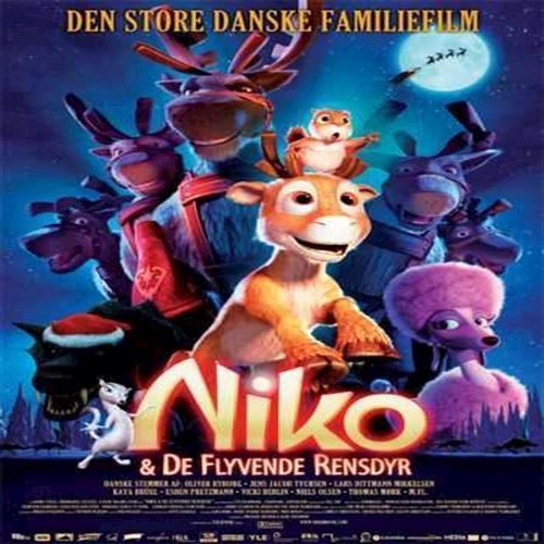Image of   Niko Og De Flyvende Rensdyr DVD