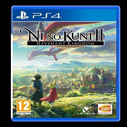 Image of Ni No Kuni II 2 Revenant Kingdom - PS4 (3391891994668)