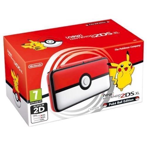 Image of Nintendo 2Ds Xl Pokeball Edition - Nintendo Ds