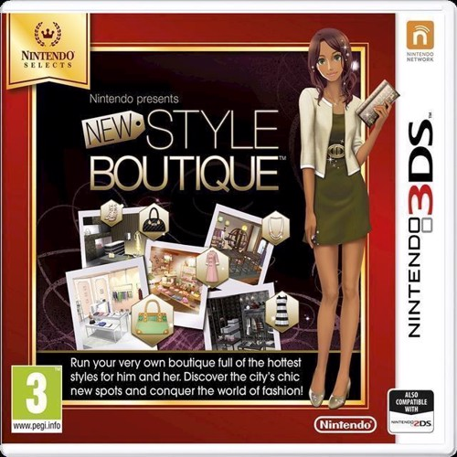 Image of Nintendo Presents New Style Boutique Selects - Nintendo 3Ds