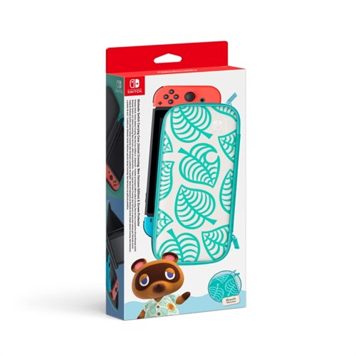 Image of Nintendo Switch Carrying Case with Animal Crossing: New Horizons theme - Nintendo Switch (0045496431365)