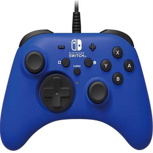 Image of Nintendo Switch Hori Pad (Blue) - Nintendo Switch (0873124007497)