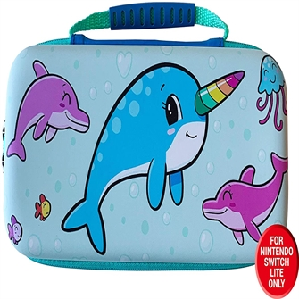 Image of Nintendo Switch Narwhal Case - Nintendo Switch (5060176365322)