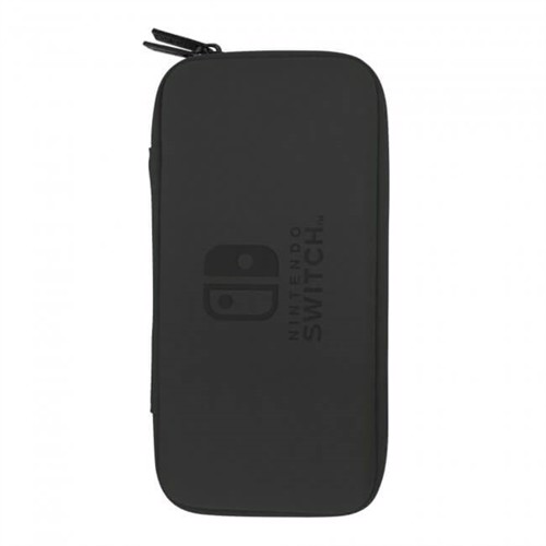 Image of Nintendo Switch Slim Tough Pouch (Black) - Nintendo Switch (0873124008227)