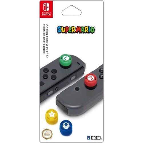 Image of Nintendo Switch Super Mario Analog Caps - Nintendo Switch (0873124006261)