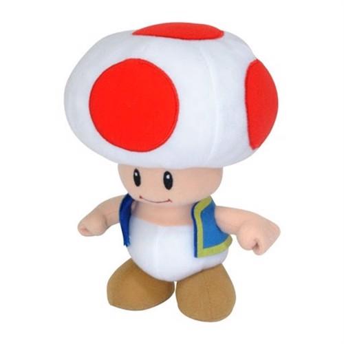 Image of Nintendo Toad Plush (3665361032281)