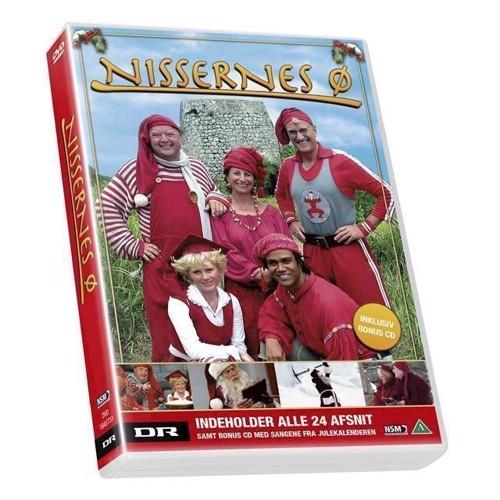 Image of Nissernes Dr Julekalender DVD (5708758693349)