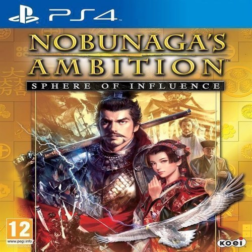 Image of Nobunagas Ambition Sphere of Influence - PS4 (5060327532740)