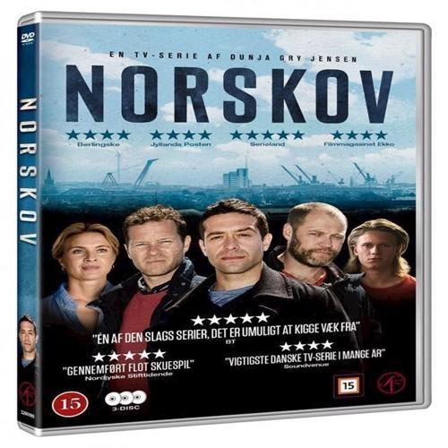 Image of Norskov Sæson 1 DVD (7333018004078)