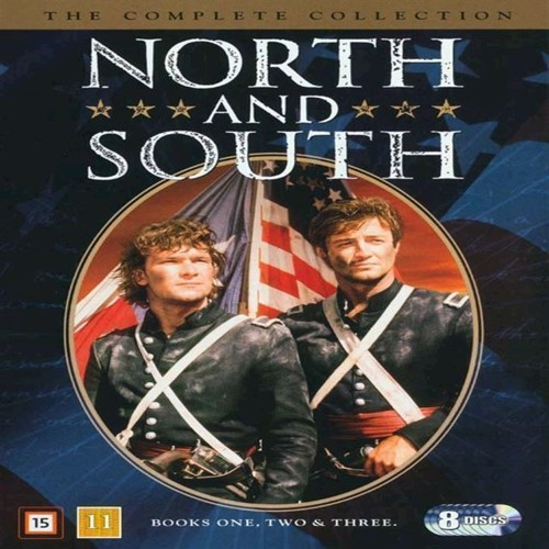 Image of North and South The Complete Collection DVD (5051895226674)