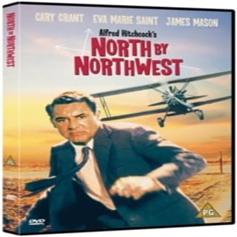 Image of North By Northwest - DVD (7321900650168)
